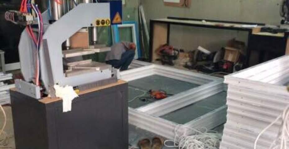 produksi jendela upvc
