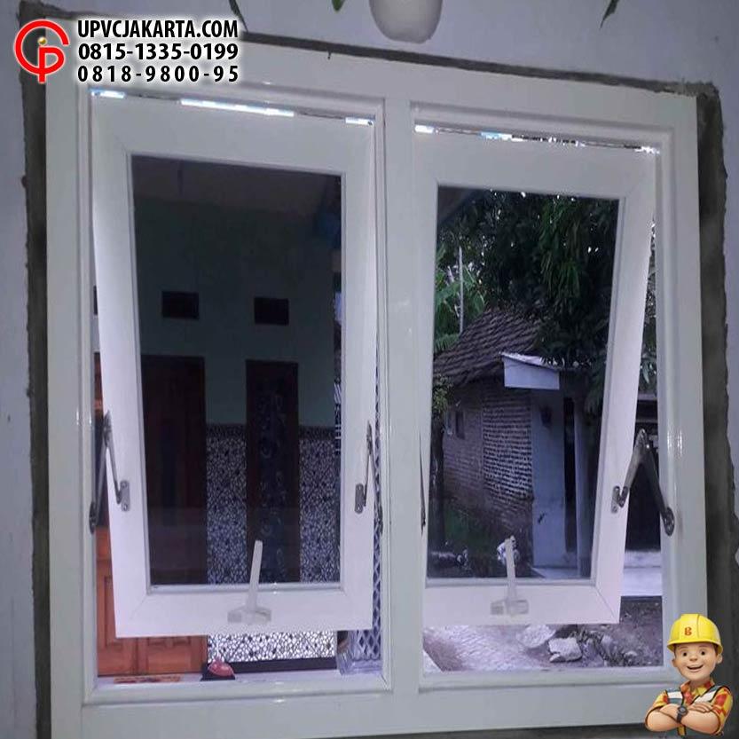 jendela UPVC conch Jakarta