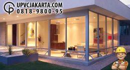 Jendela UPVC Jakarta By IGP