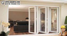 Jual Pintu UPVC Murah Untuk Kebutuhan Material Rumah Atau Kantor Anda