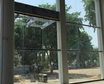 kaca tempered dan kanopi