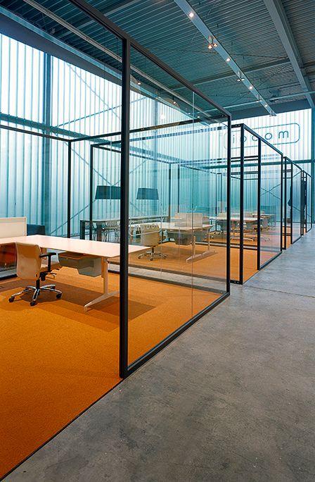 kaca tempered untuk kantor