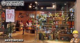 Kaca Tempered Untuk Mall Di Bali