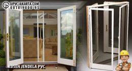 Kusen Jendela PVC Sebagai Alternatif Pengganti Kayu