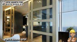 Pintu Sliding UPVC Bisa Dipesan Disini