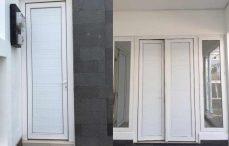 Pintu UPVC Awet Jakarta