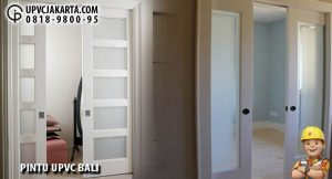 pintu upvc bali