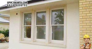 Tempat jual pintu dan jendela UPVC